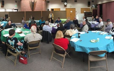 """Churches don't just happen these days. A very informative """"Gathering On The Pres…"""