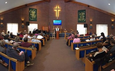 Harmony Presbyterian Church of Fort Collins updated their cover photo.