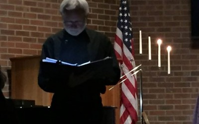 """It was a Maundy Thursday worship service to remember.  Maundy, from the Latin """"m…"""