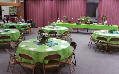 Ready to Celebrate – join us @ 10 for worship & brunch