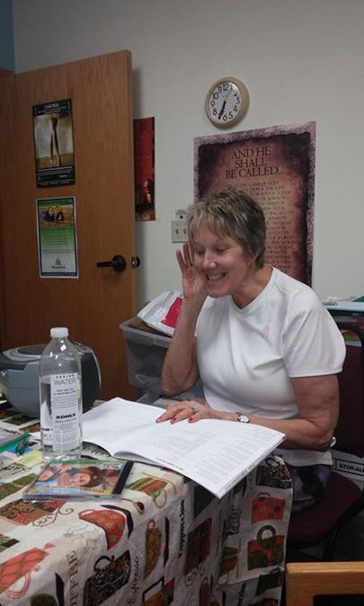 Phyllis is excited. She is excited planning for the kids at this year's Vacation…