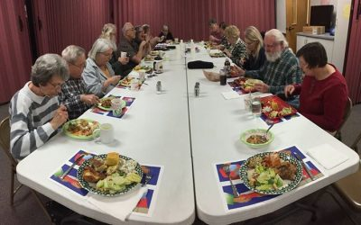 HARMONY FAMILY DINNERS BEGINS TONIGHT,  THURSDAY 11/3, AT 5:30 PM.   This is a m…