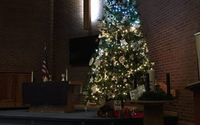 In case you missed Marta's amazing Christen service – no worries! The tree, Past…