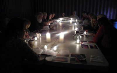 It is called a Taize service and it will be the form of worship after the final …