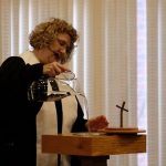 It is the signature song by which we end every service at Harmony. Kyrie Eleison…