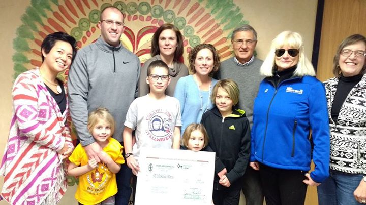 "It was ""payoff"" day at the Food Bank for Larimer County last Wednesday as they r…"