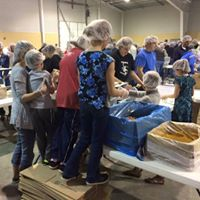 NO CO is Slammin' Famine-Feed My Starving Children