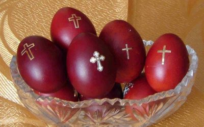 Did you know that Easter Eggs have a religious symbolic origin? They represent t…