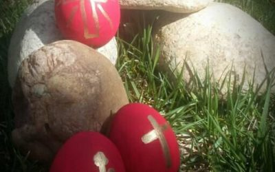 Tomorrow for J.A.M., the children will learn about the Red Eggs to help them rea…