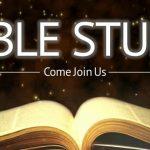 Tomorrow is Thursday morning Bible study! Men meet at 6:30 in Room 3  Women meet…