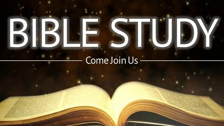Tomorrow is Thursday morning Bible study! Men meet at 6:30 in Room 3  Women meet…