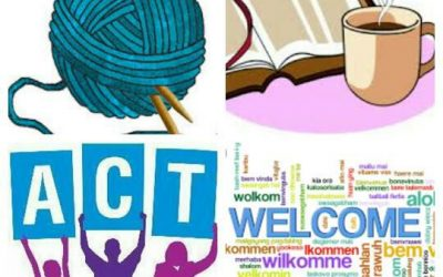 We've Got a Place for You! This week: Wednesday @ 7 p.m.: Harmony Knitters Thurs…