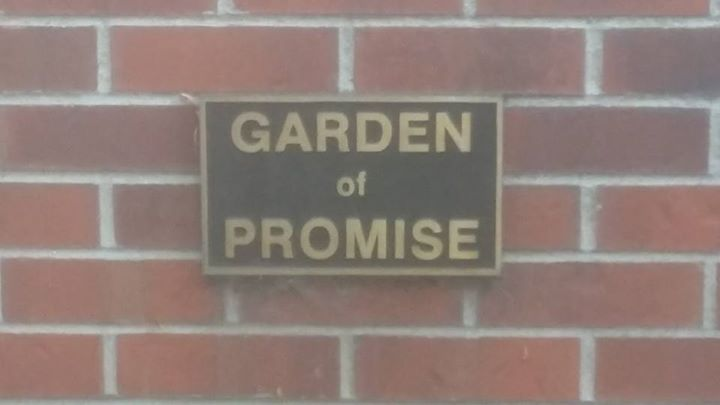 Ava was enjoying the Garden of Promise here at Harmony that Jean Moore has kept …