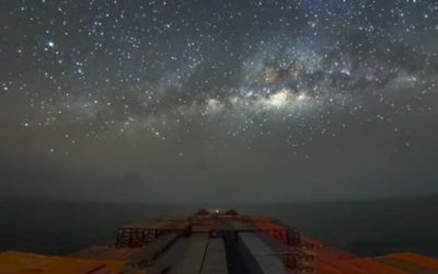 Man Filmed Cargo Ship Voyage For 30 Days and Captured Things Most People Will Never See