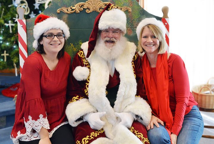 Ho, Ho, Ho! Check your inboxes – Santa photos are here!