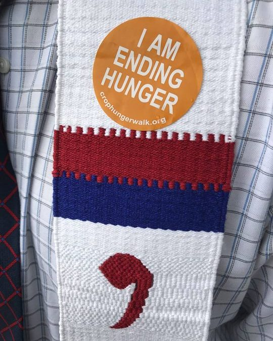 Harmony family:   The Ft. Collins CROP Hunger Walk needs a new Treasurer, After …