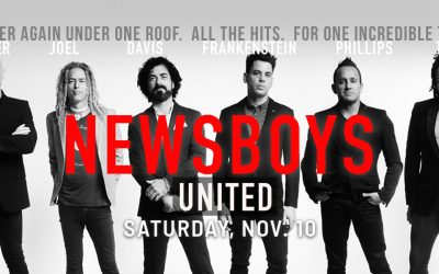Newsboys United Tour | The Ranch, Larimer County Fairgrounds & Events Complex